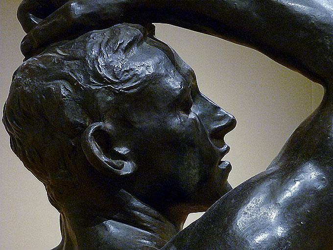 L'Age d'Airain, la statue qui apporta la gloire à Auguste Rodin en 1877