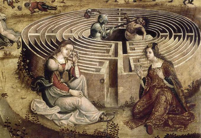 representation-medievale-thesee_et_le_minotaure