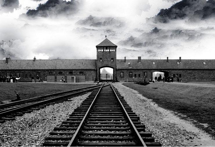 La seconde guerre mondiale : bienvenue à auschwitz