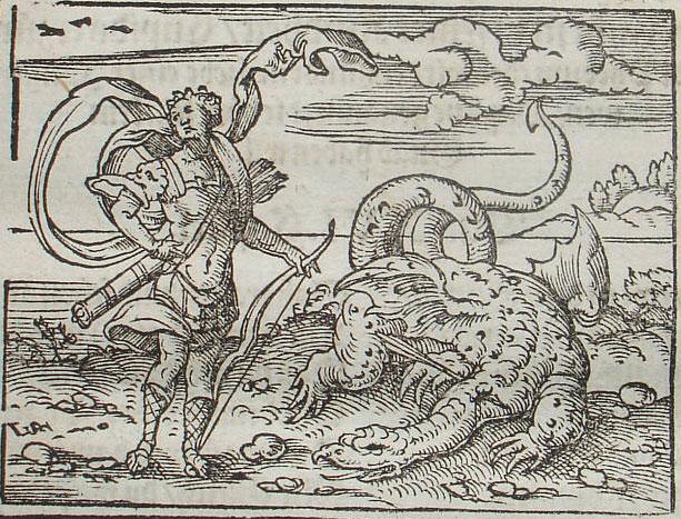 apollon-et-python
