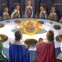 Culture g n rale les chevaliers de la table ronde - Histoire des chevaliers de la table ronde ...