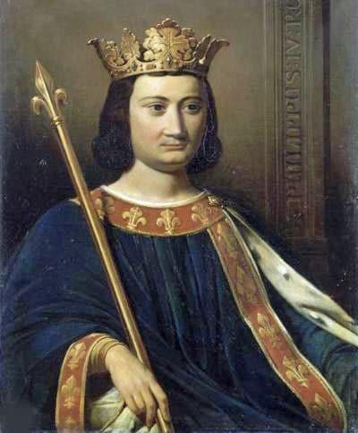 Philippe le Bel et la malédiction des Templiers
