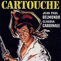 Cartouche - Affiche du film avec Belmondo