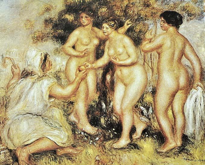 Le-jugement-du-Mont-Ida-par-Auguste-Renoir