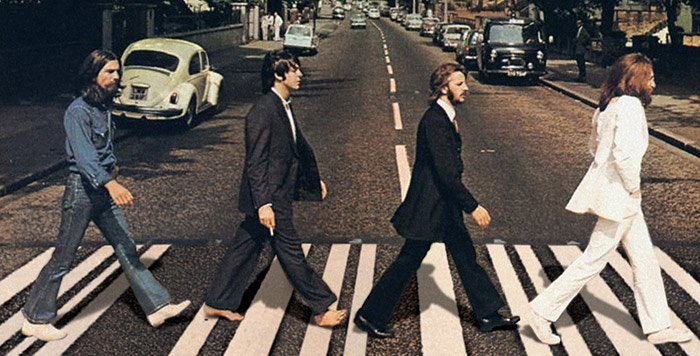 Abbey Road, album mythique des Beatles