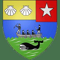 La baleine présente sur le blason de Biarritz