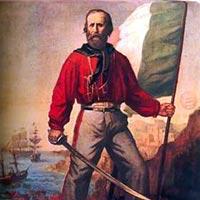 Portrait de Garibaldi, acteur majeur du Risorgimento