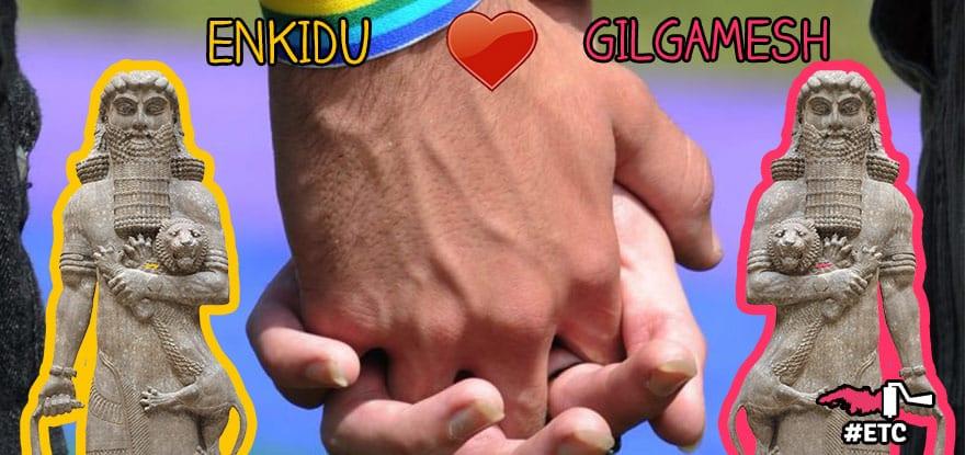 gilgamesh-homosexualite