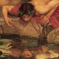 John-William Waterhouse - Echo et Narcisse, 1903