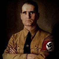 Portrait de Rudolf Hess
