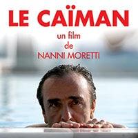 Le Caiman, de Nanni Moretti - affiche du film