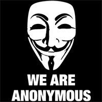 We are anonymous - Guy Fawkes