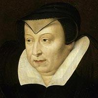 Catherine de Médicis (XVIè siècle, auteur inconnu)