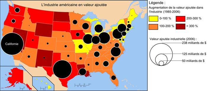 L'industrie américaine en 2006