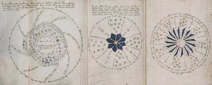 L'astrologie sur le manuscrit de Voynich