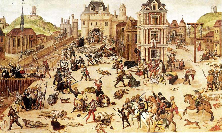 massacre-de-la-saint-barthelemy-Francois_Dubois