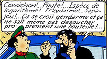 haddock-insultes