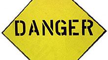 attention-danger