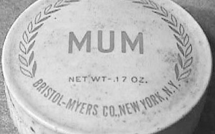 Déodorant Mum