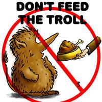 Le troll, parasite du Web