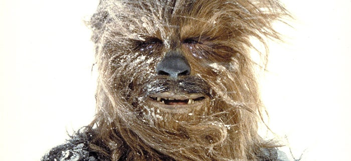 Chewbacca, l'Empire contre-attaque