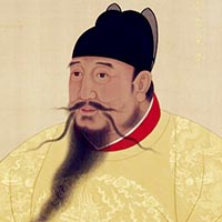L'empereur chinois Yongle