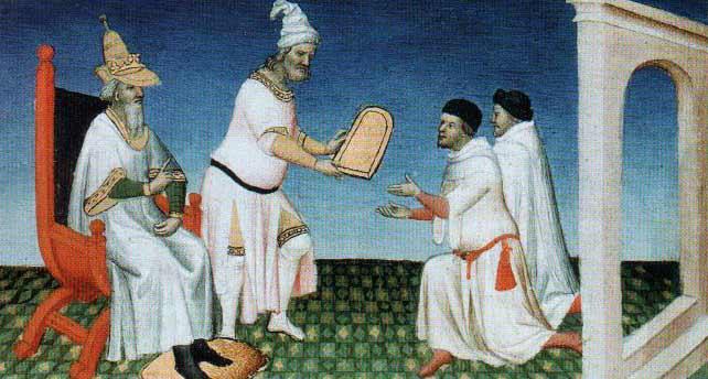 Marco Polo à la cour de Kubilai Khan
