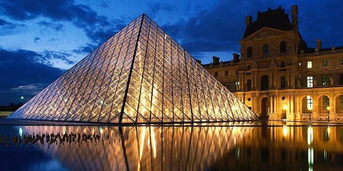 Le musée du Louvre aujourd'hui