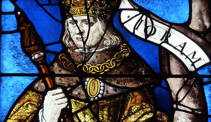 Joram, roi de Jerusalem