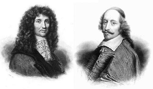 Colbert et Mazarin