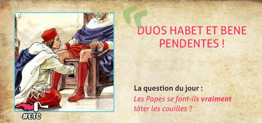 Le saviez-vous ?  - Page 9 Les-papes-se-font-ils-vraiment-tater-les-couilles