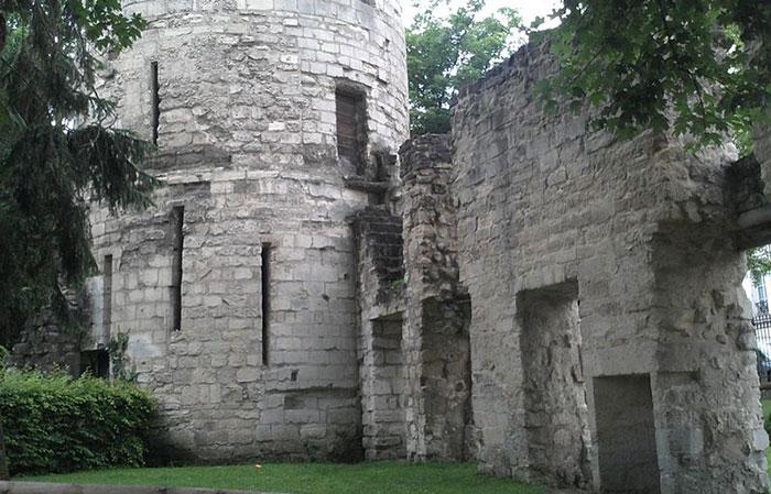 Abbaye de Saint Maur