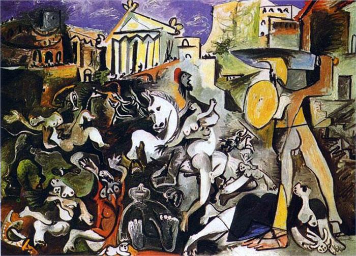 Picasso-enlevement-des-sabines