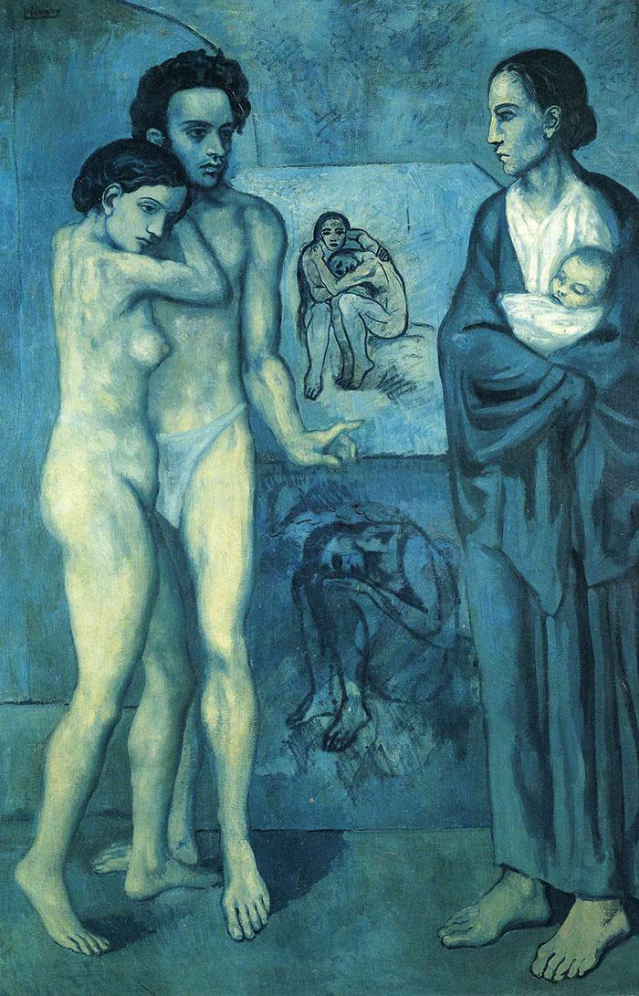 Picasso-la-vie