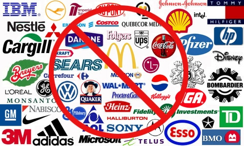 boycott des marques