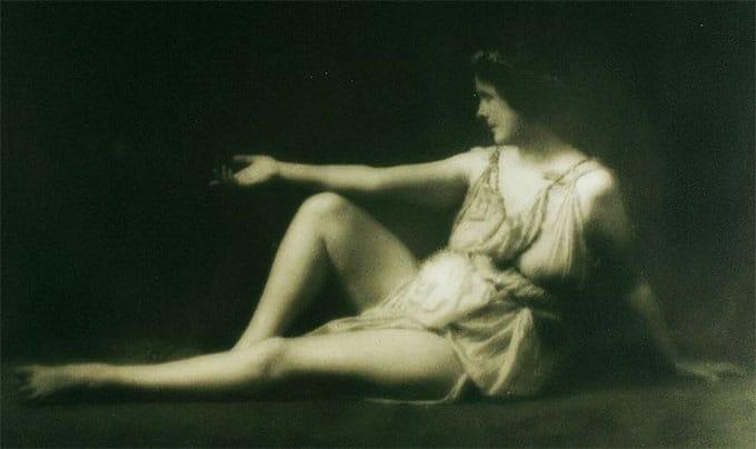 La danseuse Isadora Duncan au sommet de sa gloire