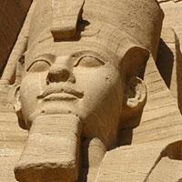 Ramses II à Abou Simbel
