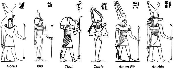 dieux-egyptiens