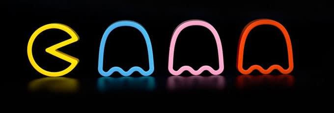 Pacman et ses fantômes