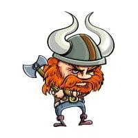 Un viking pas content