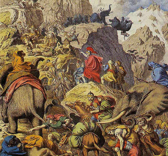 Hannibal-traversee-alpes