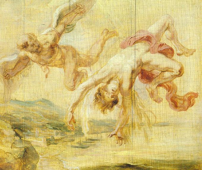 la-chute-icare-vue-par-Rubens