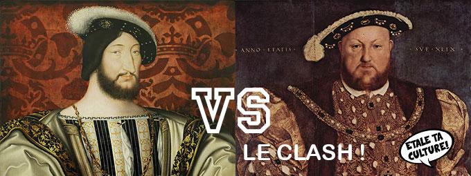 henri-VIII-vs-francois-ier