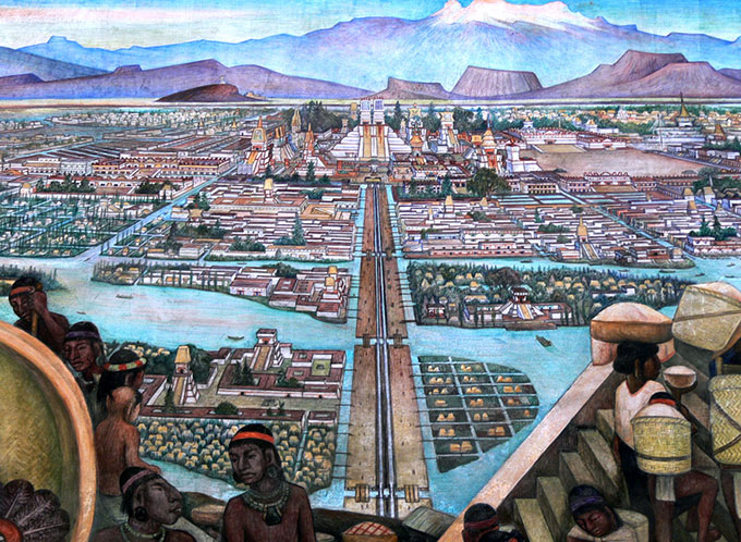 la-mythique-cite-de-Tenochtitlan