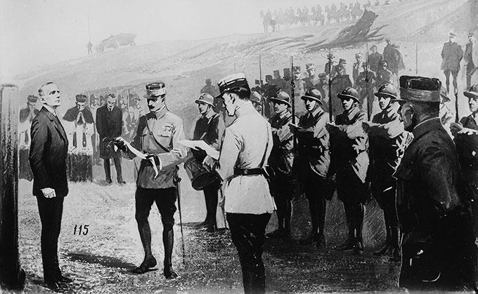Albert-Leo-Schlageter-face-au-peloton-d-execution