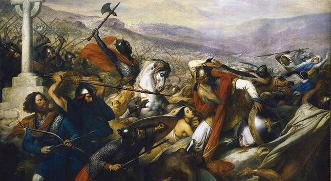 charles-martel-arrete-les-arabes-a-poitiers