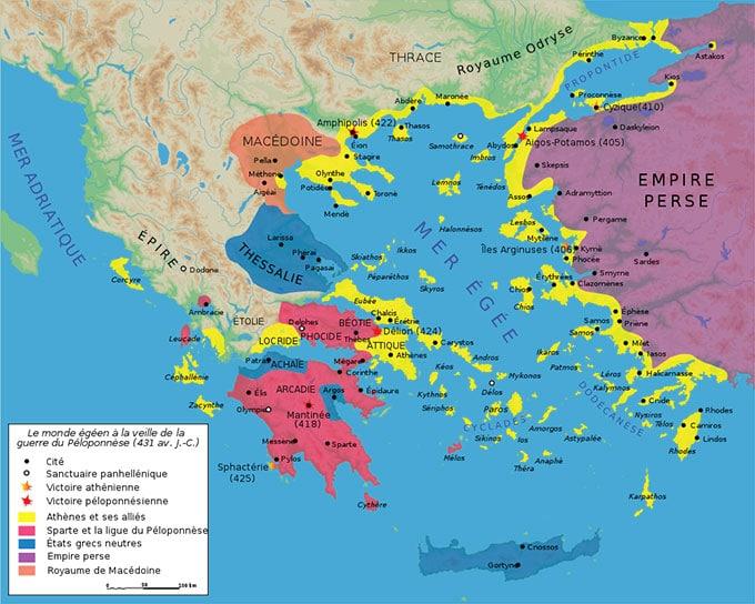 Guerre-du-peloponnese