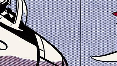 Lichtenstein_Whaam_1963-trame-pointilles