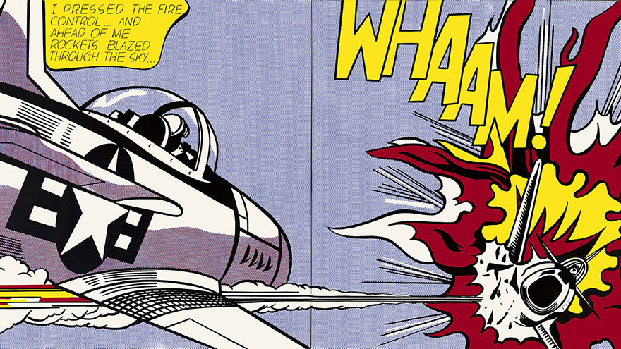 Lichtenstein_Whaam_1963