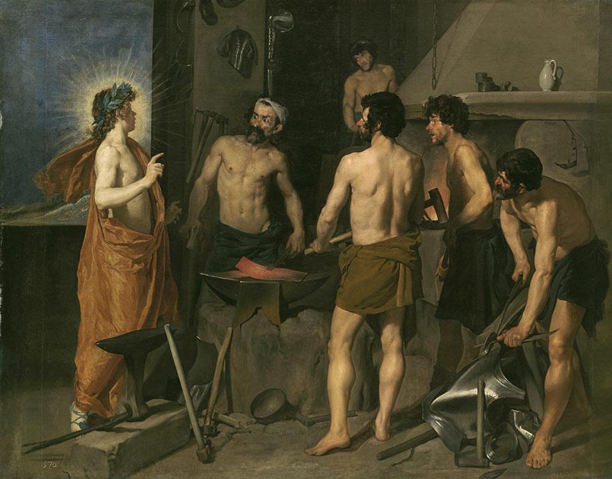 Velázquez_-_la_forge_de_vulcain_(Museo_del_Prado,_1630)